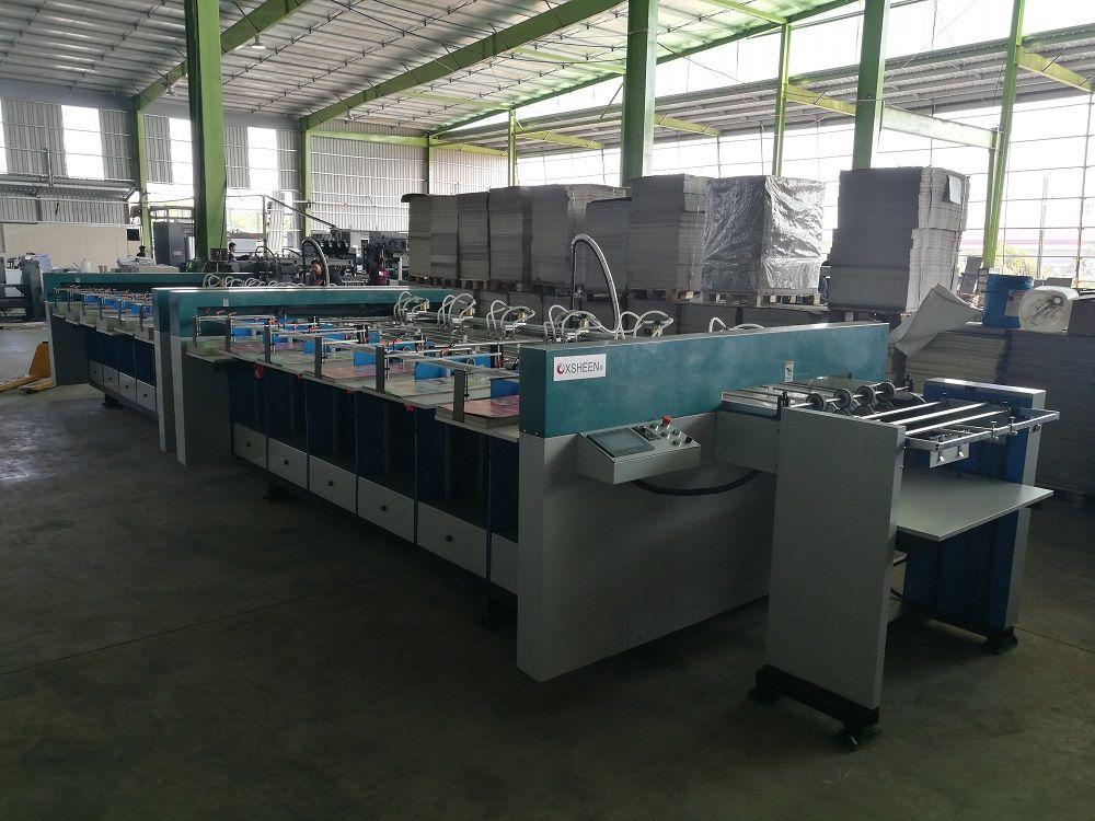 连云港全自动套页机配页机出售
